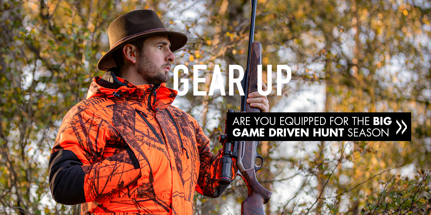 Browning driven hunt products listing
