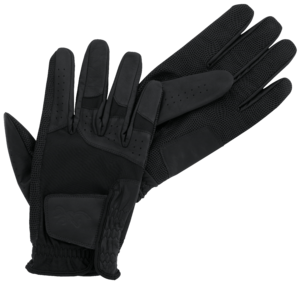 GLOVES, MASTER DURA-LITE, BLACK