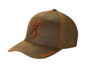 CAP, RHINO HIDE, BROWN