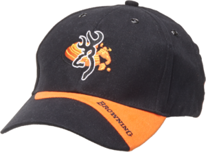 CAP, BROWNING CLAYBUSTER, BLACK