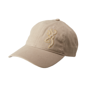 EMBOSSED BUCK CAP