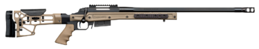 RIFLES BOLT ACTION X-BOLT SF MDT HS3 CHASSIS FDE