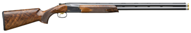 SHOTGUNS OVER AND UNDER B725 SPORTER BLACK EDITION 12M