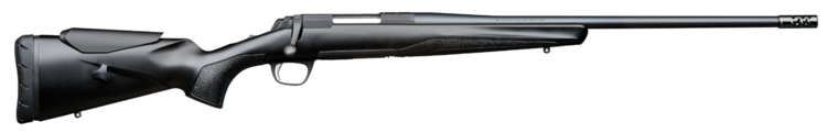 RIFLES BOLT ACTION X-BOLT COMPOSITE SF ADJUSTABLE THREADED RR