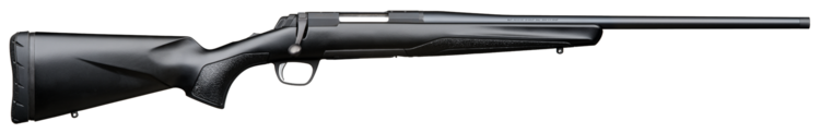 RIFLES BOLT ACTION X-BOLT COMPOSITE SF THREADED