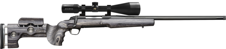 RIFLES BOLT ACTION X-BOLT VARMINT GRS SUPER FEATHER THREADED